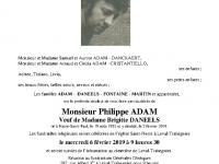 ADAM Philippe