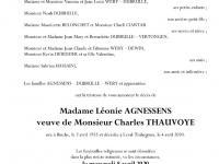 Agnessens Leonie
