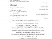Ancart Thérèse