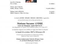 ANDRE Suzanne