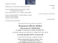 BARA Olivier