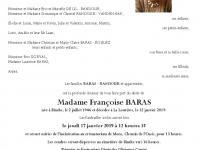 Baras Françoise