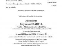 BARTEL Raymond