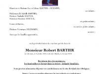 Bartier Robert