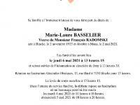 Basselier Marie Laure