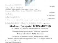 Bednarczyk Françoise