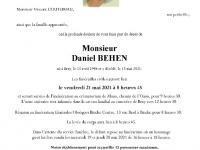 Behen Daniel