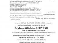 BERNARD Ghislaine