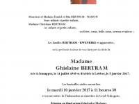 BERTRAM Ghislaine