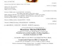 BIZOUX Michel