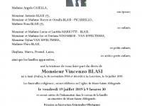 BLASI  Vincenzo