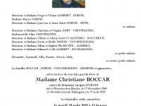 Boccar Christiane