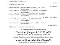 Boeckmans Jacques