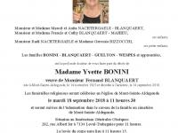 Bonini Yvette