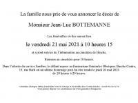 Bottemanne Jean-Luc