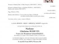Boulvin Ghislaine