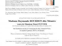 Bourdon Raymonde