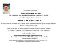 BOURET Chantal