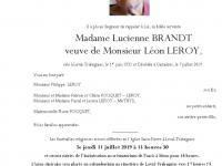 Brandt Lucienne