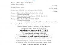 Brulez Annie