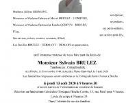 BRULEZ Sylvain