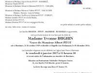 BUGHIN Yvonne