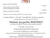 Buisseret Jacquelines
