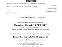 Cappaert Henri
