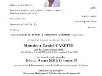 Carette Daniel