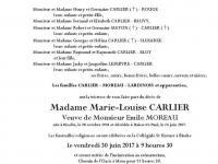 Carlier Marie-Louise