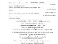 Carlier Maurice