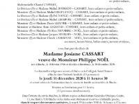 Cassart Josiane