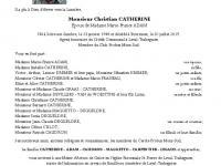 Christian CATHERINE