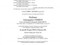 CERBINI Giuseppina