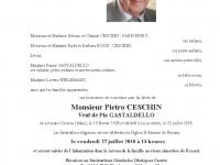 CESCHIN Pietro