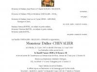 Chevalier Didier