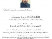 Chevalier Roger