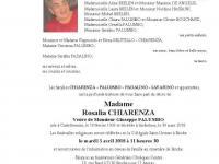 CHIARENZA Rosalia