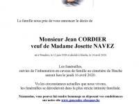 Cordier Jean