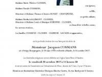 Cosmans Jacques