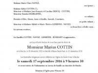 COTTIN MARIUS