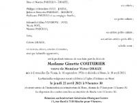 COUTURIER Ginette