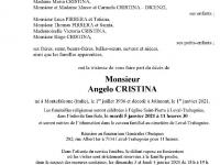Angelo Cristina