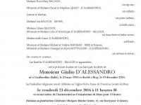 D'ALESSANDRO Giulio