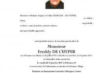 De Cuyper Freddy