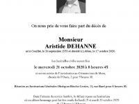 Dehanne Aristide