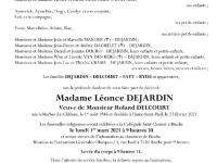 Dejardin Léonce