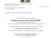 Delcourt Raymonde