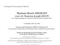 Delhaye Renée