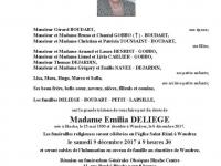 DELIEGE Emilia